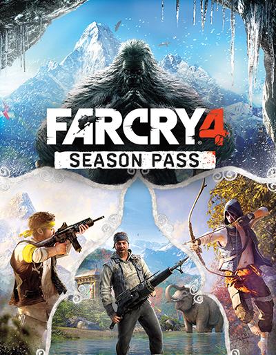 Far Cry 4 — Season Pass