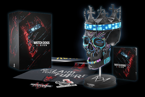 Watch Dogs: Legion — Collector's Edition