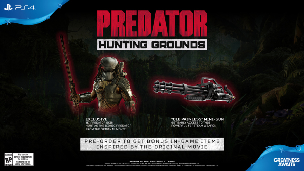 Predator: Hunting Grounds — Pre-order