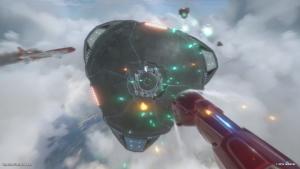 Marvel's Iron Man VR — Rocket Punch