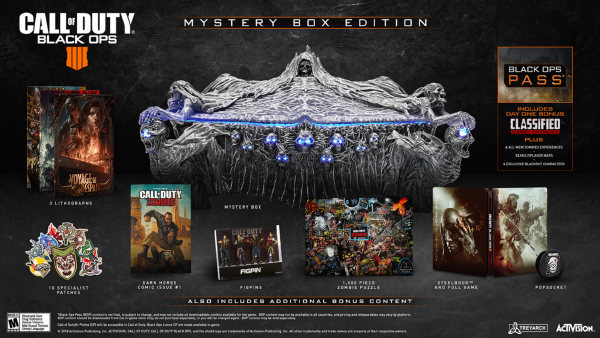 Call Of Duty: Black Ops 4 — Mystery Box Edition