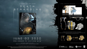 Death Stranding — PC Promo