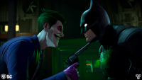 Batman: The Enemy Within — Screenshot