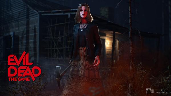 Evil Dead: The Game — Cheryl Williams