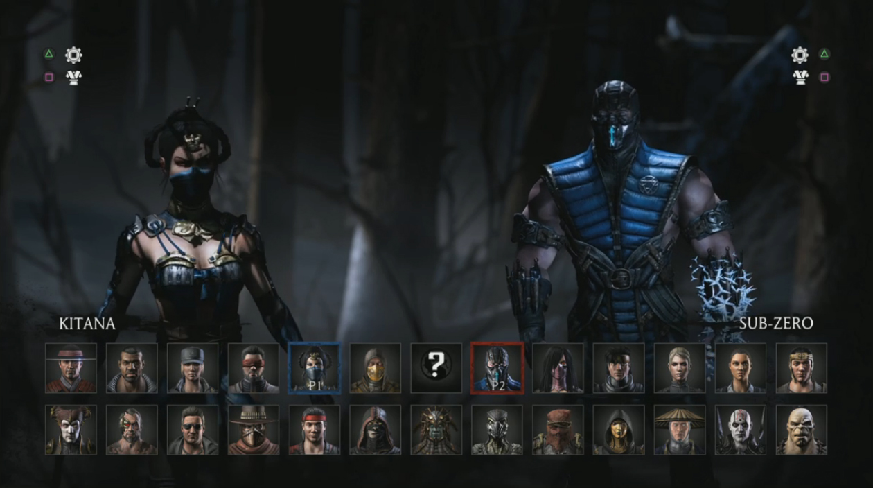 Almost All Of The Mortal Kombat X Characters Have Been