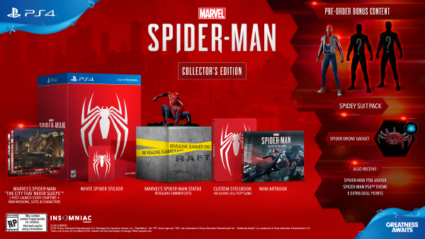 Spider-Man — Collector's Edition