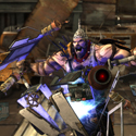 Borderlands' DLC - Claptrap New Robot Revolution