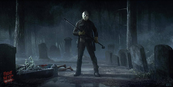 Friday The 13th: The Game — Jason
