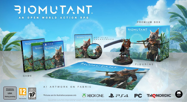 Biomutant — Collector's Edition