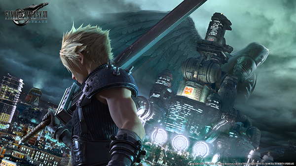 Final Fantasy VII Remake — Cloud