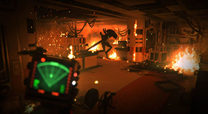 Alien Isolation — Corporate Lockdown