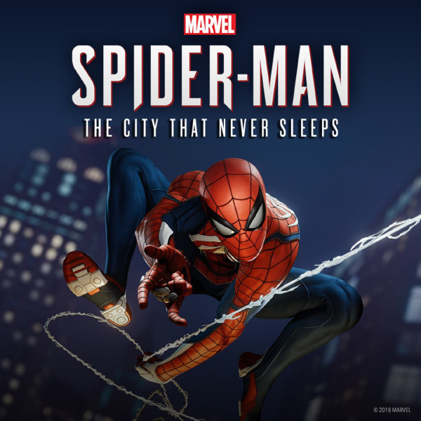 Spider-Man — The City That Never Sleeps