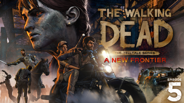 The Walking Dead: A New Frontier — From The Gallows