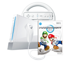 New Wii Contents in White