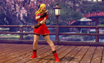 Street Fighter V — Nostalgia Costumes