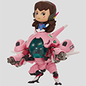 Blizzard — Cute But Deadly: D.Va with MEKA