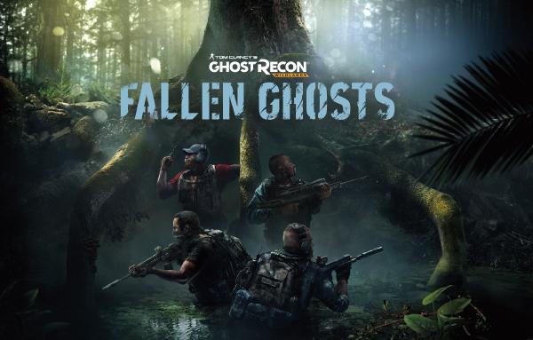 Ghost Recon Wildlands — Fallen Ghosts