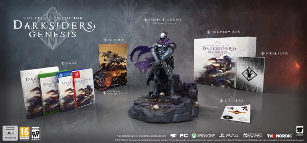 Darksiders Genesis — Collector's Edition