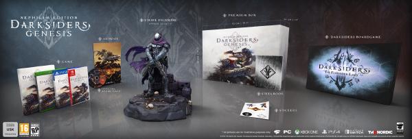 Darksiders Genesis — Nephilim Edition