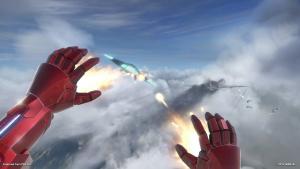 Marvel's Iron Man VR — Repulsor