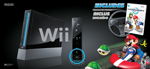 New Wii in Black