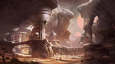Halo 5: Guardians - Concept Art