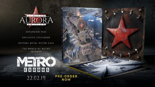 Metro Exodus — Aurora Limited Edition