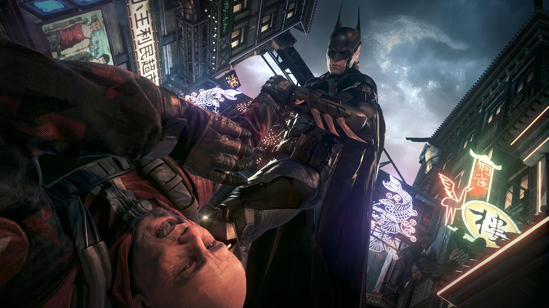 Robin city batman arkham