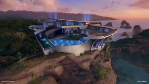 Marvel's Iron Man VR — Malibu Home