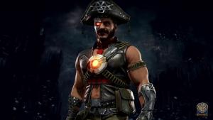 Mortal Kombat 11 — Kano Pirate Skin