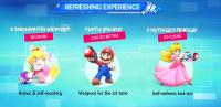 Mario + Rabbids Kingdom Battle — Slides