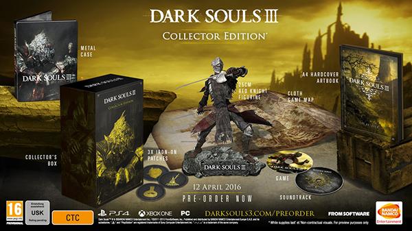 Dark Souls III — Collector's Edition