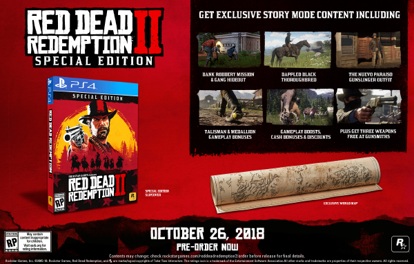 Red Dead Redemption 2 — Special Edition