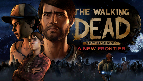 The Walking Dead: A New Frontier — Premiere Date