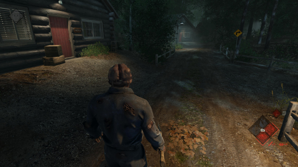 Friday The 13th: The Game — Jason Traps