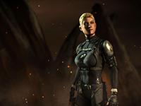 Mortal Kombat X — Cassie Cage