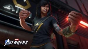 Marvel's Avengers — Kamala Khan Embiggen