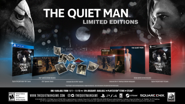The Quiet Man — Limited Edition