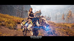 Horizon Zero Dawn: The Frozen Wilds — Review