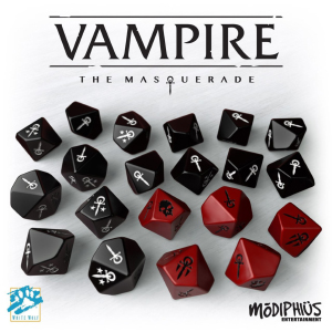 Vampire: The Masquerade 5th Edition — Review
