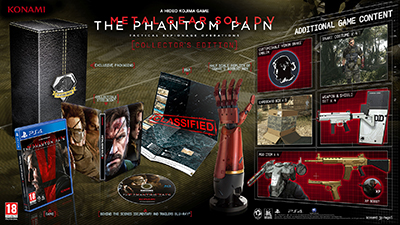 Metal Gear Solid V: The Phantom Pain — Collector Edition