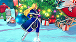 Street Fighter V — Christmas-Themed
