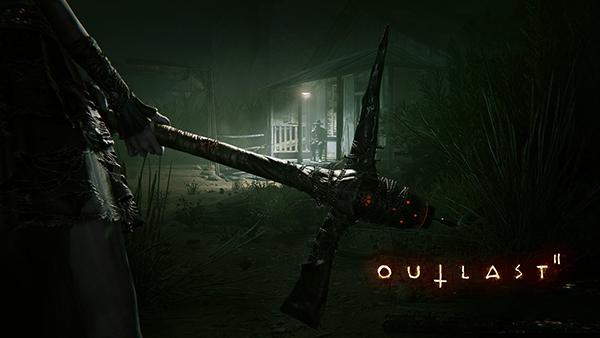 Outlast 2 — Screenshot