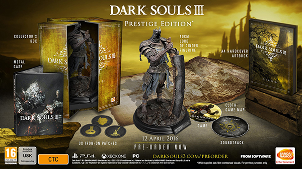 Dark Souls III — Prestige Edition