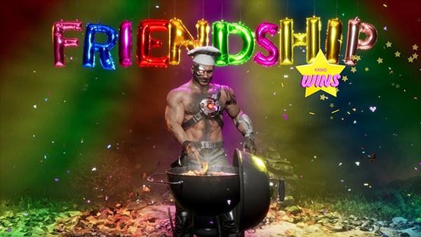 Mortal Kombat 11 — Friendship