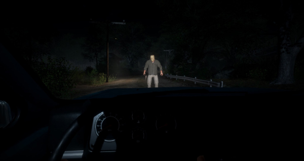 Friday The 13th: The Game — Drive The Car