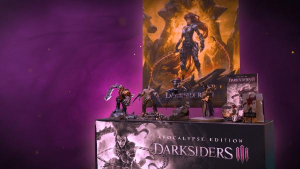 Darksiders III — Apocalypse Edition