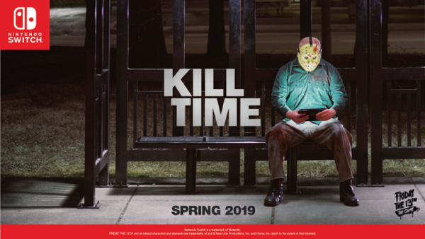 Friday The 13th: The Game — Switch