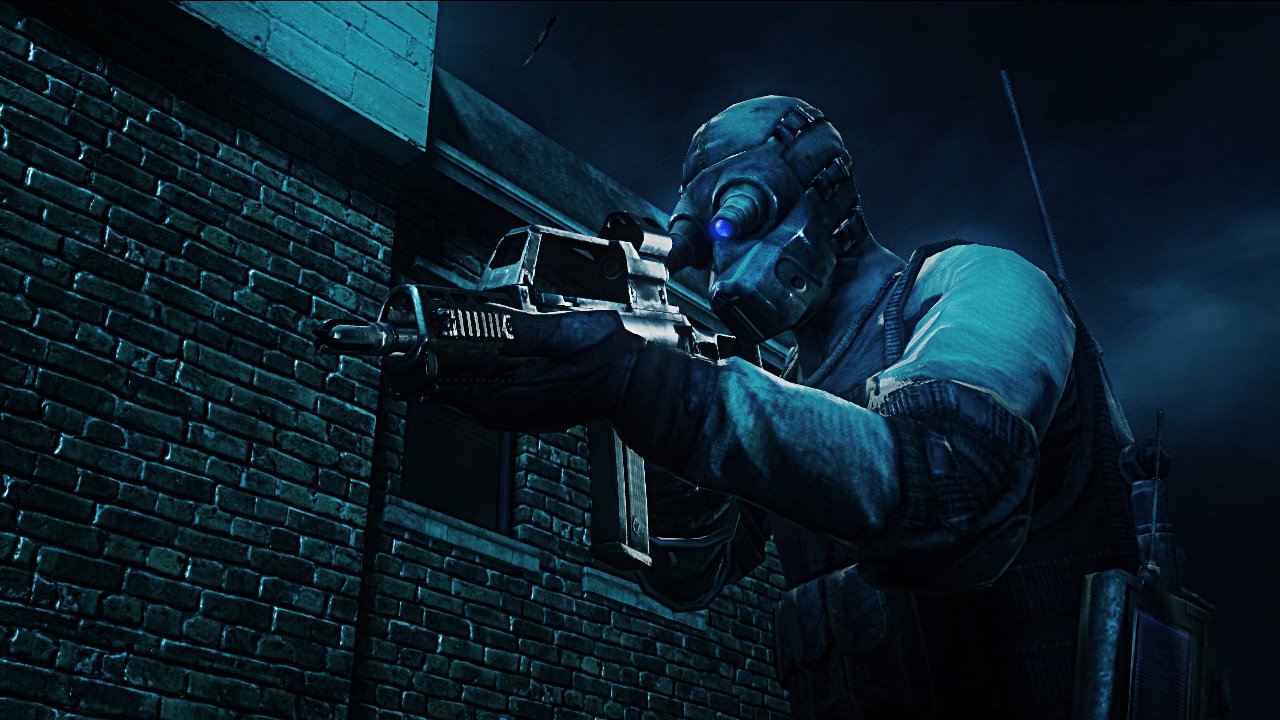 Command Come In New Operation Raccoon City Game Play Trailer