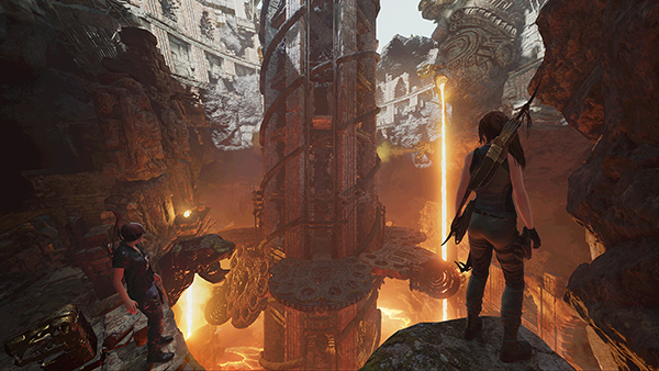 Shadow Of The Tomb Raider — The Forge